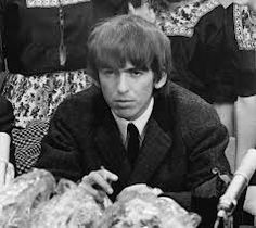 George Harrison (Go away, leave me alone, Don't bother me!) (Google Search)