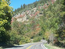 ~ Logan Canyon Scenic-Byway ~