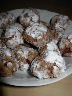 Un panda dans la cuisine: Petits biscuits de Noël n°5 : Biscuits Boules de neige