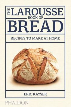 The Larousse Book of Bread: 80 Recipes to Make at Home by Éric Kayser http://www.amazon.com/dp/0714868876/ref=cm_sw_r_pi_dp_C4ukwb1HYK971