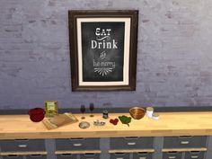 Object recolors by Merry Sims at Sims 4 Studio via Sims 4 Updates