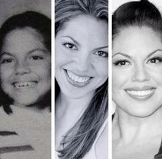 Wetpaint Grey's Anatomy On Twitter | Grey's Anatomy's Sara Ramirez Posts Throwback Pic of Her Younger Self ...