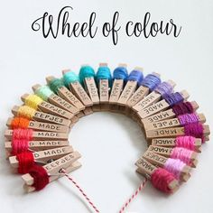 This colour wheel is an important part of my next project. More to come in the next weeks! 🌈🌈🌈 . . .  #crochet #haken #ganchillo #rainbow #Scheepjes #colourcrafter #crochetlove #crochetastherapy #ilovecrochet #hakenisleuk #crochetnerd #crochetersofinstagram #yarnlover #makers #makersgonnamake #knittersofinstagram #knitting #crochetaddict #crocheteveryday #crocheting