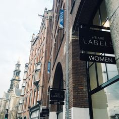 We Are Labels | Amsterdam - Instagram Blogger