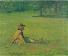 On the Meadow - Constantin Artachino