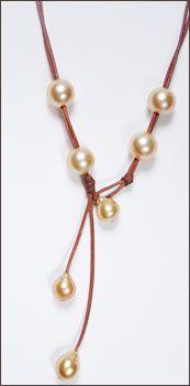 La Vie Est Belle Gallery, Seaside, FL.Tahitian & south sea pearl jewelry by Wendy Mignot. Absolutely LOVE