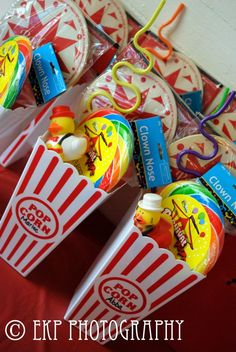 Carnival Party/ party favors