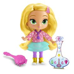 Fisher-Price Shimmer and Shine 6 inch Leah Doll, Multicolor Little Girl Toys, Toys For Girls, Little Girls, Kids Toys Online, Made To Move Barbie, Princess Toys, Disney Princess, Toddler Dolls, Shimmer N Shine