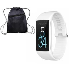 Polar A360 Medium White Fitness Monitor with Cinch Bag >>> Read more reviews of the product by visiting the link on the image.