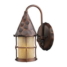 Bring Storybook Flair To An Old English, Cottage Or Spanish Revival-Style Home With The Rustica Collection. Hand-Hammered Iron And Scavo Seedy-Glass Cylinders Characterize This Series, Which May Be Or