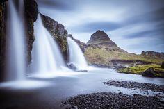 Waterfall - OGQ Backgrounds HD