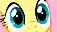 Eyes Fluttershy by kittyhawk-contrail on DeviantArt