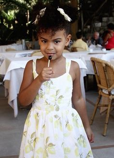 Blue Ivy Vacations In Italy September 2015