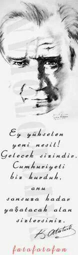 Atatürk'ün kitap ayracı çok uygun fiyata satışta. #atatürk #kitapayracı  Bilgi için :gonca4320@gmail.com  Skype:fatofotofan