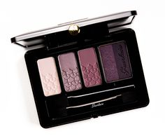 Guerlain Rose Barbare (01) Palette 5 Couleurs (Eyeshadow Palette) Review, Photos, Swatches