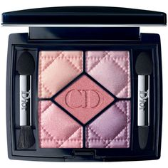 Dior Beauty 5 Couleurs Eye Shadow Palette ($62) ❤ liked on Polyvore featuring beauty products, makeup, eye makeup, eyeshadow, beauty, eyes, matte palette eyeshadow, christian dior, matte eye shadow and sexy eye makeup