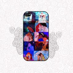 true love disney princess and prince galaxy iPhone by ESMONDWIND6, $16.00