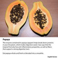 ENGLISH VERSION #fabsproject #papaya #unavidasaludable #estilodevida #saludable #vidasana #unavidasaludable #estilodevidasaludable #vidasana  síguenos en Instagram http://instagram.com/fabianawurfbain síganos en twitter https://twitter.com/fabsproject