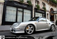 993 Turbo Understated elegance