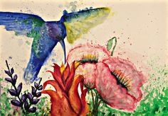 Aquarel pait water color