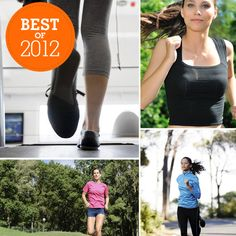 10 Tips That Will Make You a Better Runner: No matter what your running level, you can always be a better runner. Here are our favorite tips from the year that we've used to become better runners in 2012!