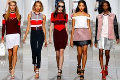 Topshop Unique Spring 2015 RTW Collection - Best of London Fashion Week #lfw