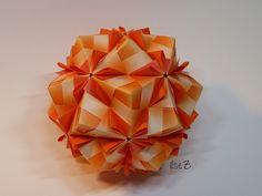 Origami Sonobe by Maria Sinayskaya