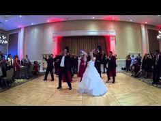 boom! | Best wedding recept dance!