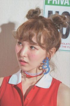 Wendy Red Velvet, Little Monsters, Seulgi, Photo Cards, Cool Girl, Celebs, Hair Styles, Beauty, Drawing Reference