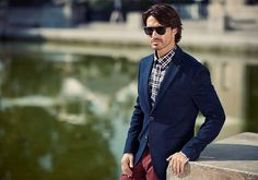 Sako Jerem | Freeport Fashion Outlet Pierre Cardin, Fashion Outlet, Suit Jacket, Breast, Suits, Jackets, Down Jackets, Suit, Jacket