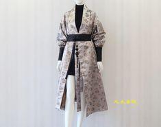 Kimono Fashion, Fashion Dresses, Asian Fashion, Girl Fashion, Warrior Outfit, Fashion Infographic, Designs For Dresses, Anime Dress, Fashion Design Drawings