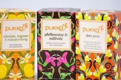 Ayuverischer Tee in Bioqualität