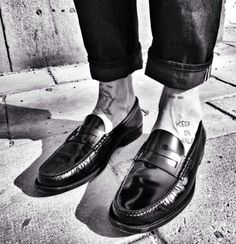 YSL Loafers
