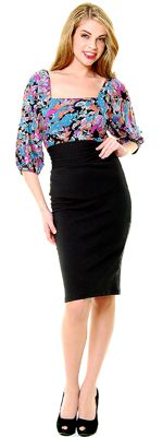 skirt. just $26. this website has TONS of vintage 50's inspired clothing!!