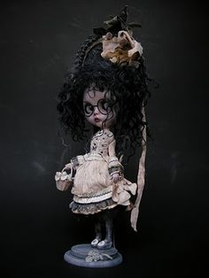 Another amazing doll by Julien Martinez