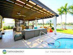 Elegant Expand The Luxury Of Your Own Backyard With Our Custom Designed Pergolas.  Outdoor Living Dreams