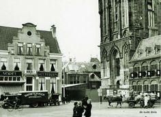 Grote Markt Groningen 1942
