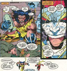 Comic Books Art, Comic Art, Jim Lee Art, Omega Red, Arte Dc Comics, Dark Ages, Wolverine, X Men, Marvel
