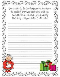 Christmas mystery essays