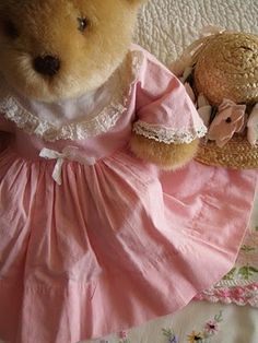 bearly pink..cute