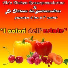 """""""I COLORI DELL'ESTATE"""": le ricette salate in gara"""