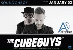 The Cube Guys happening Sunday, January 03rd, 2016 @ Washington, United States