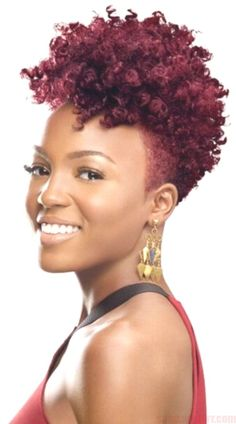 Natural Hair Updos for African American Short Hair – New Natural Hairstyles Natural Hair Cuts, New Natural Hairstyles, Natural Hair Styles, Colored Natural Hair, Tapered Natural Hair Cut, Tapered Twa, Simple Hairstyles, Dreadlocks Updo, Locs