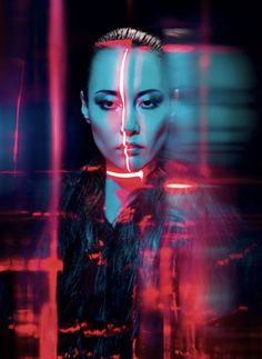 Writing Prompt: As the aliens scanned me, my mind fractured. {Picture courtesy of Rinko Kikuchi} [my4.14]