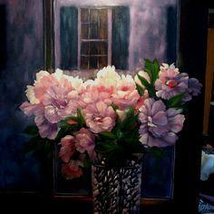 robert+warren+artwork | Painted this at Robert Warrens Art Loft