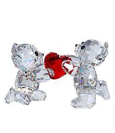 Swarovski My Heart Is Yours Kris Bears Figurine