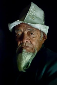 Old Man  Kirghizistan