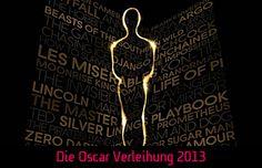 Die #Oscar Verleihung 2013 zusammengefasst. Die #Highlights #Gewinner und die #Verlierer des Abends auf einen Blick!