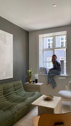 Dream Apartment, Apartment Living, Interior Inspiration, Room Inspiration, Appartement New York, Deco Studio, Interior Architecture, Interior Design, Cool Apartments