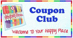 Welcome to Your Happy Place, join the coupon club!